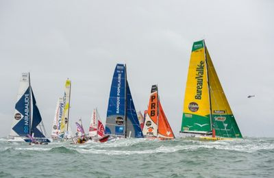 Voile : ball-trap au Vendée Globe