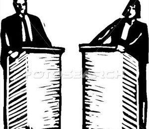 Le gain d'un débat