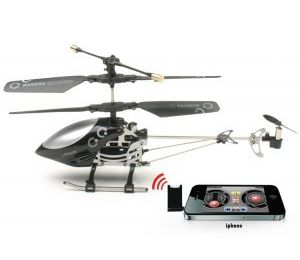 I-Helicopter pour Iphone, ipod, ipad, smartphones