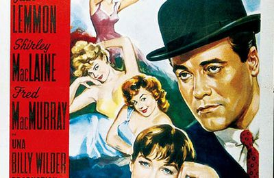 "FILM -TV : ""L'APPARTAMENTO"" 29 MARZO, RAIMOVIE ORE 0,05 Un film di Billy Wilder. Con Shirley MacLaine, Jack Lemmon, Fred MacMurray, Ray Walston, Jack Kruschen, 1960, commedia."