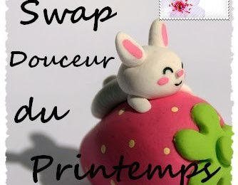 Swap douceur de printemps