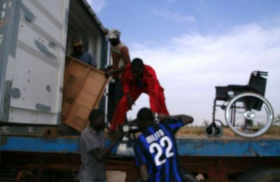 Album - container-Senegal