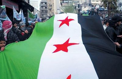 Stop massacres in Syria / Halte aux massacres en Syrie !