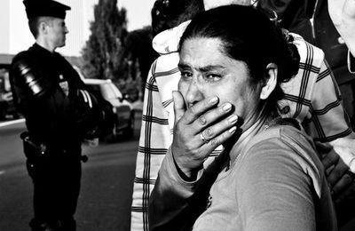 2010 : Expulsion du plus ancien camp rrom de france : le Hanul est tombé.