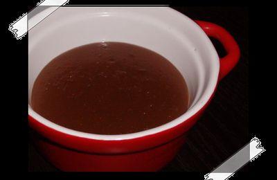 Crème cacao-canelle