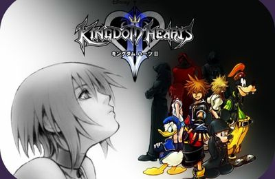 KINGDOM HEARTS AVATARS !