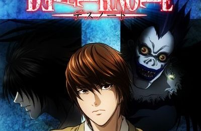 DEATH NOTE WALLPAPERS !