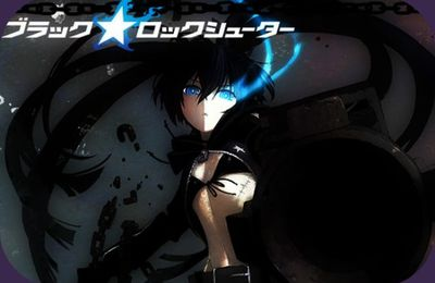 BLACK ROCK SHOOTER WALLPAPERS !