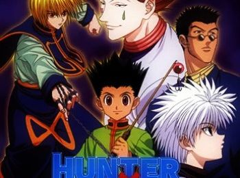 HUNTER X HUNTER WALLPAPERS !