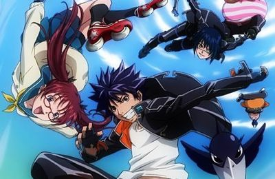 AIR GEAR WALLPAPERS !