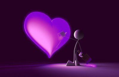 """L'année commence, L'amour commence par soi """"m'aime"""""""
