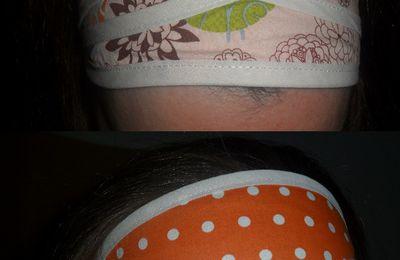 Bandeau headband 8