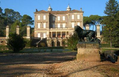 Un après midi au Chateau d'Astros ( Vidauban - Var)