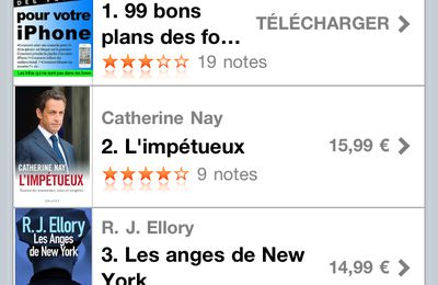 99 bons plans de forums pour votre iPhone au top des ventes d' iBook
