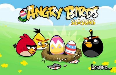 Angry Birds Seasons - Mise à jour