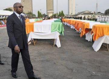 Chute imminente et certaine de Gbagbo..