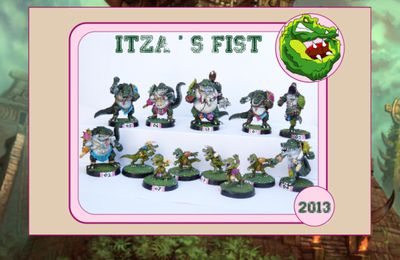 Blood Bowl collector édition 2013 Art.017