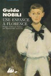 Une enfance à Florence - Guido Nobili