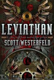 Leviathan Tome 1- Scott Westerfeld