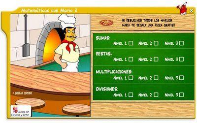 Matemáticas con Mario 2 (Cálculo) Interactivo