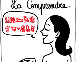 La comprendre - Sens de la traduction