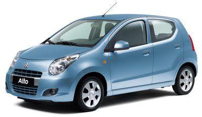 Suzuki Alto, la série spéciale Azurio