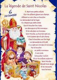 bonne fête de saint Nicolas a tous les enfants !
