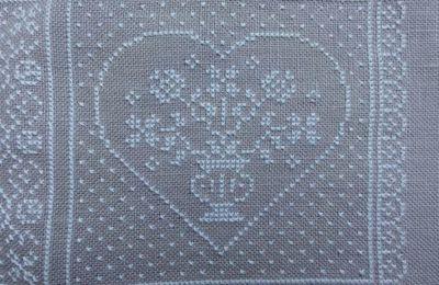 SAL 2013 de Maryse - 2ème coeur fleuri