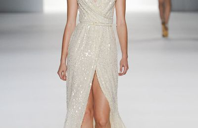 Elie Saab : Collection Printemps-Eté 2012