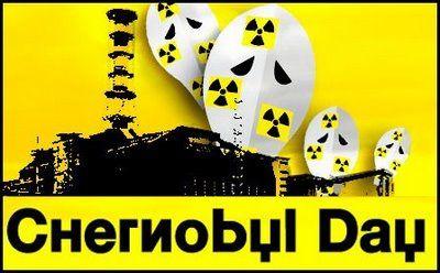 TCHERNOBYL : 25 ANS - 25 JOURS D'ACTION !