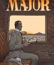 Moebius - Le Carnet du major et La faune de Mars disponibles !