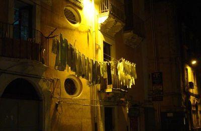 Une expérience de Sicile : Catane la nuit, ambiance nocturne aux portes de l'Etna