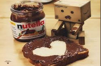 I Love Nutella