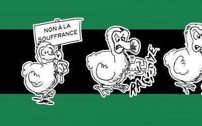 PAS DE FACHO POUR LES ANIMAUX !
