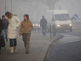 More than two thousand Czechs killed by air pollution in 2010