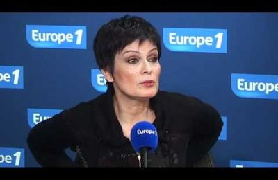 Interview de Patricia Darré sur Europe 1