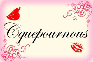 Nouveauté Cquepournous 01♥