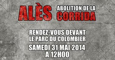 ALES, manifestation 31 Mai 2014, CRAC Europe