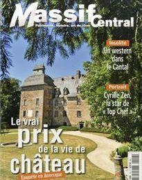 L'atlas pratique des paysages d'Auvergne dans Massif Central Magazine !