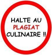 Le plagiat Culinaire....le nouveau fléau