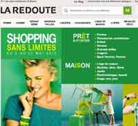 Code promo la redoute reduction 2012