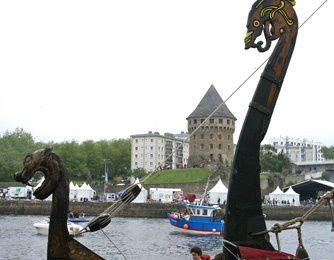 Les vikings à Brest