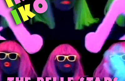 "The Belle Stars ""Iko Iko"" - Zee Reach Moombahton Edit - Free download"
