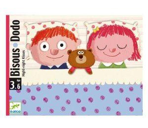 Nouveau rituel du coucher : le jeu de cartes Bisous Dodo