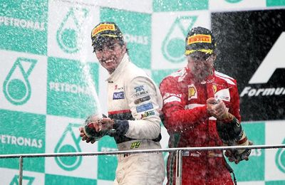 Race Results: Alonso Wins Ahead of Perez in Malaysian Spectacular