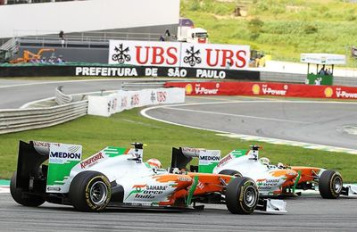 Masters of the Midfield: A Look at Force India's 2010 and 2011