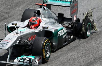 Schumacher's 2011 - Bad Results Followed by Good