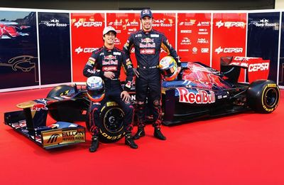 All New Drivers, All New Car: The STR7 is Launched