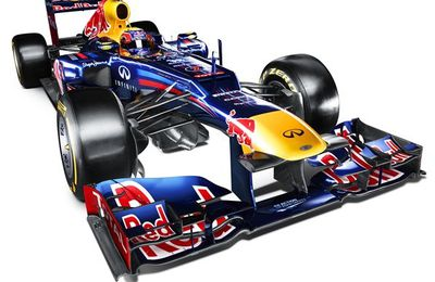 The Red Bull RB8 is Revealed Online