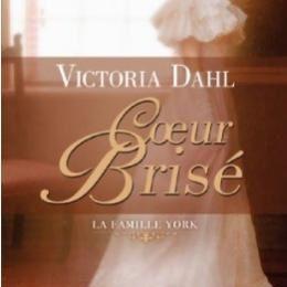 Sortie de juillet chez milady romance n°2 : La famille York tome 2, Coeur brisé de Victoria Dahl